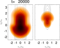 Proton and alpha particle thermal energetics in the solar wind